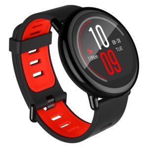Reloj Xiaomi Amazfit Pace Color Negro con Rojo