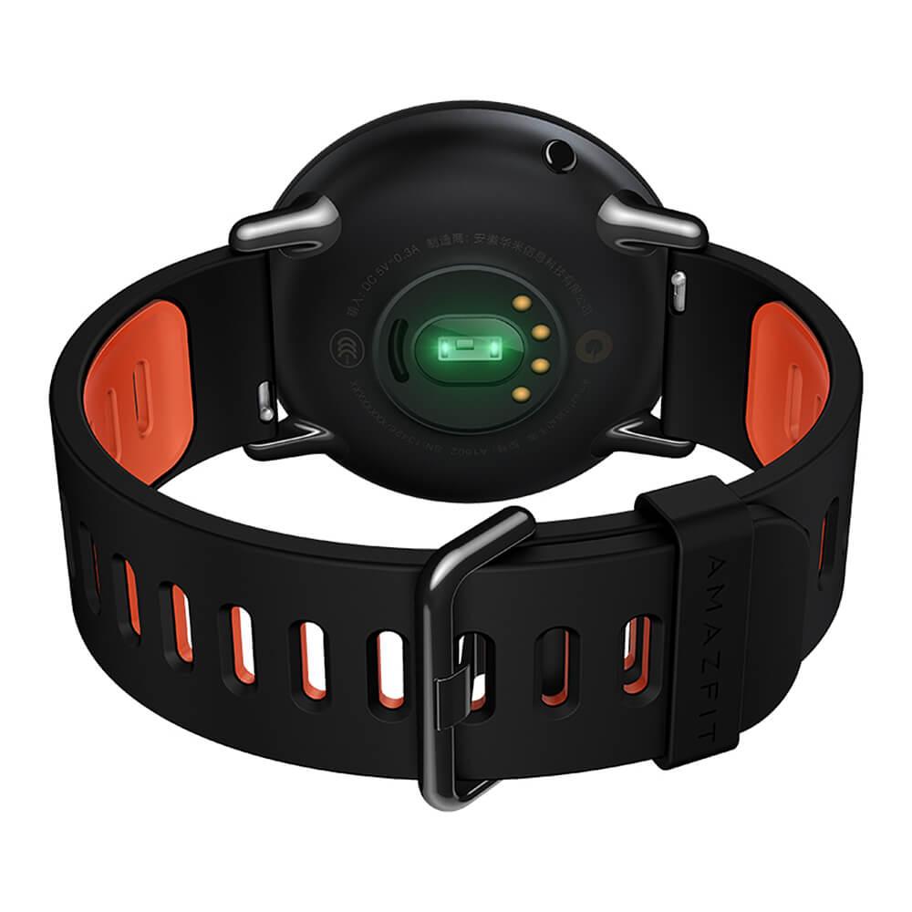 mejor selección 3cc7d f7dd5 Reloj Xiaomi Amazfit Pace Color Negro con Rojo - Kemik Guatemala