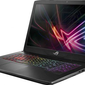"Laptop Asus ROG Strix G703 i7-8750H 16GB 1TB 256 SSD 17.3"" Nvidia 1060 6GB"