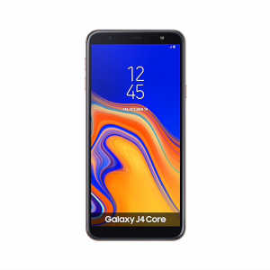"Celular Samsung Galaxy J4 Core 1GB 16GB 6.0"" Dual SIM Color Dorado"