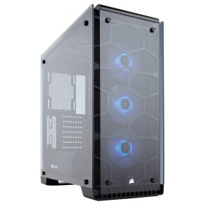 Case Corsair Crystal Series 570X RGB sin fuente