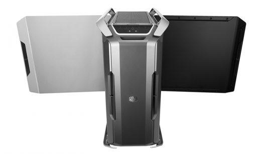 Case Cooler Master Cosmos C700 RGB Vidrio Templado Sin Fuente