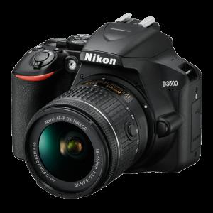 Camara Digital Nikon D3500