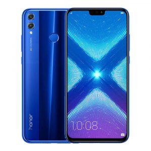 """Celular Huawei Honor 8X 4GB 64GB 6.5"""" Color Azul Dual SIM"""