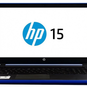 "Laptop  HP Pavilion AMD A8 7410 2.2GHz 8GB 1TB 15.6"" Win10 H Color Azul Cobalto"