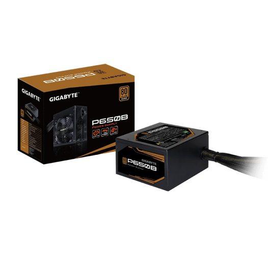 Fuente de Poder Gigabyte 650W 80 Plus Bronce