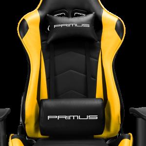 Silla Primus Gaming 100T PCH-101YL Color Amarillo