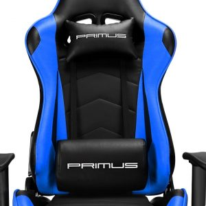 Silla Primus Gaming Thrónos 100T PCH-101BL Color Azul