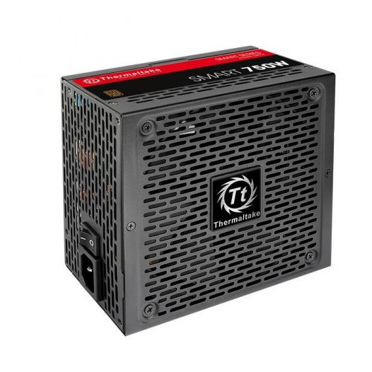Fuente de Poder Thermaltake Smart 750W 80 Plus Bronce