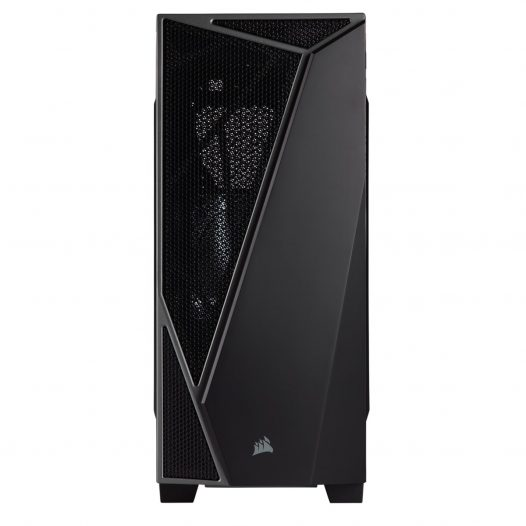 Case Corsair Carbide SPEC 04 Sin Fuente Color Negro con Gris