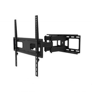 Brazo para TV 55″ inclinable y giratorio de doble brazo