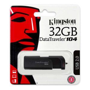 Memoria USB Kingston 32GB DT104