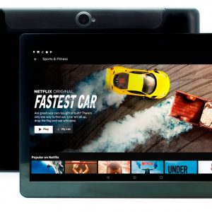 "Tablet 10.1"" 2GB RAM Certificada Google"