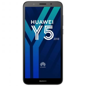 Celular Huawei Y5 2018 1GB 16GB Doble SIM Color Negro