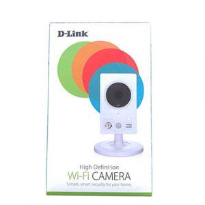 Camara DCS-2132L marca D-Link Detector de Movimiento Día y Noche HD-720P