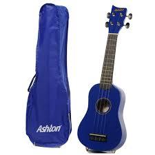 Ukulele Soprano Ashton 100 Azul