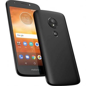 "Celular Motorola E5 Play 5.3"" 16GB 1GB Color Negro DualSIM"