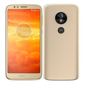 "Celular Motorola E5 Play 5.3"" 16GB 1GB Color Dorado DualSIM"