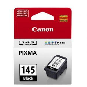 Cartucho Canon (Original) PG-145 Negra