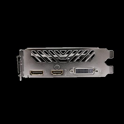 Tarjeta de Vídeo Gigabyte Radeon RX 560 OC 4GB GDDR5