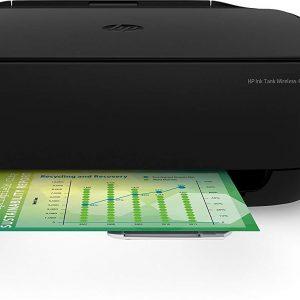 Impresora Multifuncional HP de Sistema Continuo Ink Tank 415