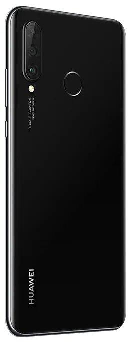 "Celular Huawei P30 Lite 4GB RAM 128GB 6.1"" 32Mpxls y 24Mpxls Color Negro Dual SIM"