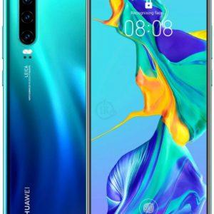 "Celular Huawei P30 6GB RAM 128GB 6.1"" 40Mgplxs y 32 Mgplxs Color Aurora Dual SIM"