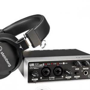 Kit de Interfaz de Audio UR22MKII