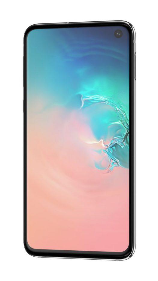 """Celular Samsung Galaxy S10e 6GB RAM 128GB 5.8"""" Color Prisma Blanco"""