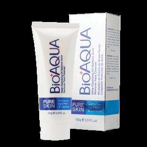 Crema Limpiadora Anti-acné BIOAQUA