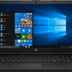 "Laptop HP AMD A6 4GB RAM 1TB DVDRW 15.6"" Windows 10H"
