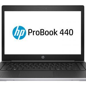 "Laptop HP ProBook Core i7 8550U 1.8GHz 8GB 1TB 14"" W10 Pro Color Plata"