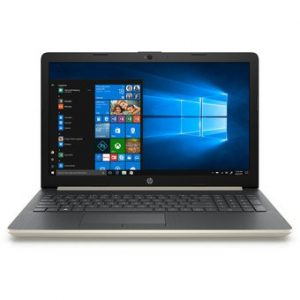 "Laptop HP AMD A9 9425 3.1GHz 12GB 1TB 15.6"" W10HOME Color Oro Pálido"