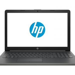 "Laptop HP  i3 7020U 2.3GHz 4GB 1TB 15.6"" W10 Home DVD Color Gris"