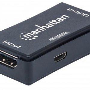 Repetidor HDMI 4K hasta 40 Metros Marca Manhattan