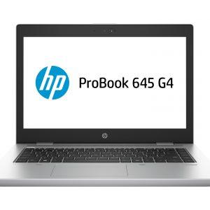 "Laptop HP ProBook Ryzen 7 2700U 8GB Radeon R7 2GB 1TB 14"" W10Pro Color Gris"