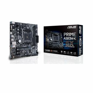 Motherboard ASUS AMD AM4 A320M-K Micro ATX