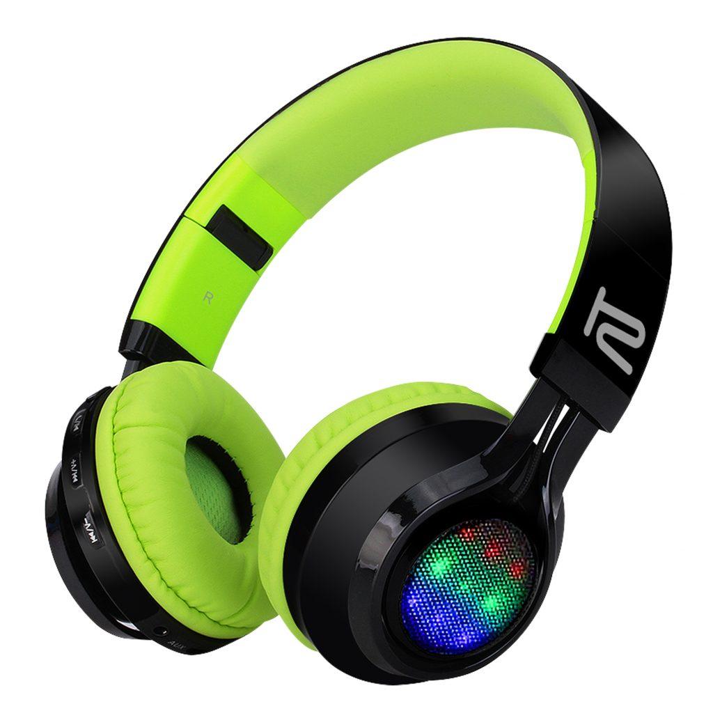 Audífonos Bluetooth Klip Xtreme KHS-659 Color Verde