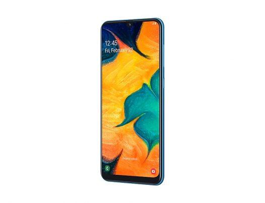 """Celular Samsung A30 2019 3GB RAM 64GB 6.4"""" Color Azul Dual SIM"""
