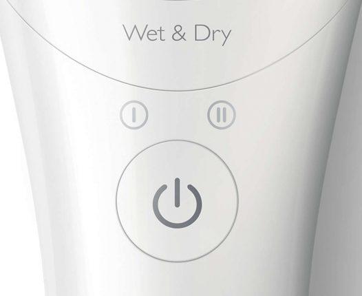 Depiladora para Uso en Seco y Húmedo con 5 Accesorios marca Philips