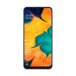 """Celular Samsung A30 2019 3GB RAM 64GB 6.4"""" Color Blanco Dual SIM"""