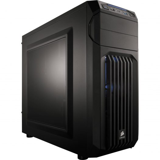 Case Corsair Carbide Series SPEC-01 Ventilador Color Azul Sin Fuente