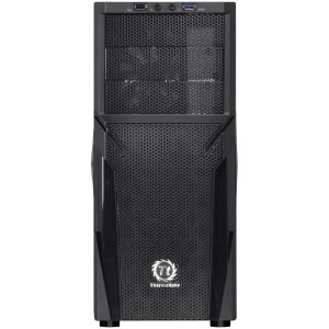Case Thermaltake Versa H21 Color Negro Sin Fuente