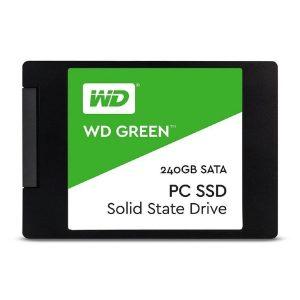 Unidad de Estado Sólido Western Digital Green 240GB
