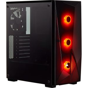 Case Corsair Carbide Series Spec Delta RGB Color Negro