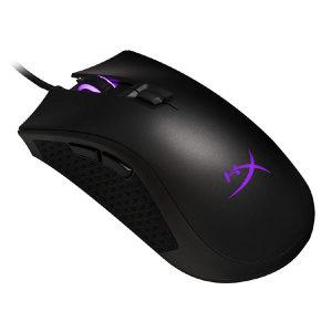 Mouse Alámbrico Gaming HyperX Pulsefire Core Color Negro