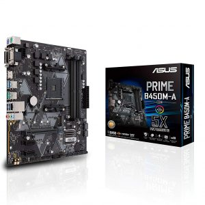 Motherboard Asus PRIME B450M-A/CSM AMD AM4