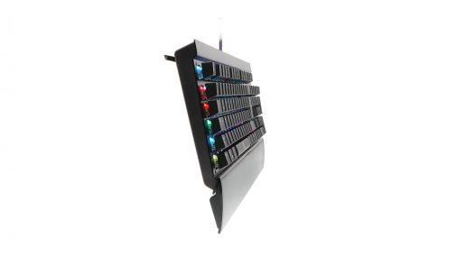 Teclado Alámbrico Primus Gaming BALLISTA PKS-202S