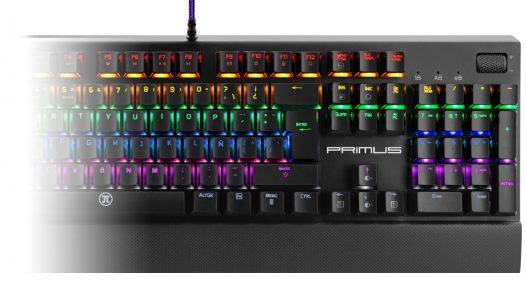 Teclado Alámbrico Primus Gaming Ballista 300P