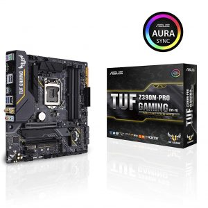 Motherboard ASUS TUF Z390M-PRO Gaming Micro ATX